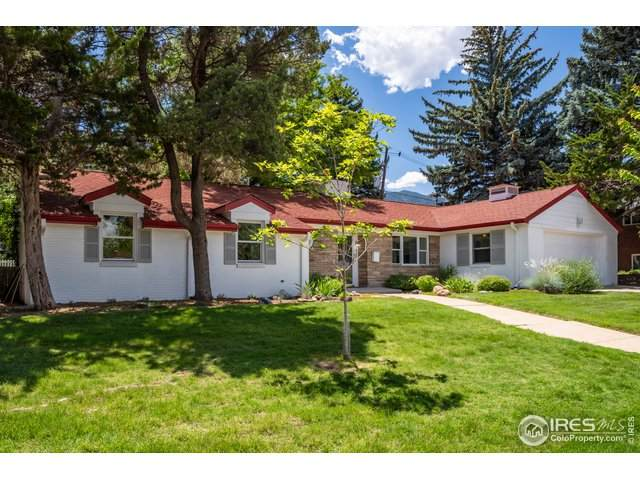 2750 University Heights Ave, Boulder, CO 80302 (MLS #919765) :: J2 Real Estate Group at Remax Alliance