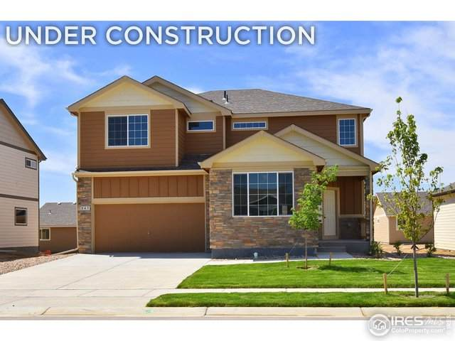 1300 Chamois Dr, Severance, CO 80550 (MLS #919898) :: 8z Real Estate
