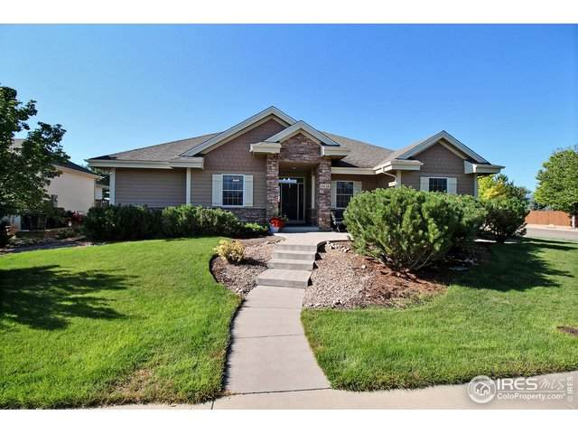 7514 W 19th St Rd, Greeley, CO 80634 (MLS #919969) :: The Wentworth Company