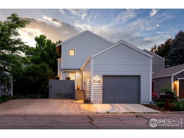 3885 Northbrook Dr, Boulder, CO 80304 (MLS #919991) :: Colorado Home Finder Realty