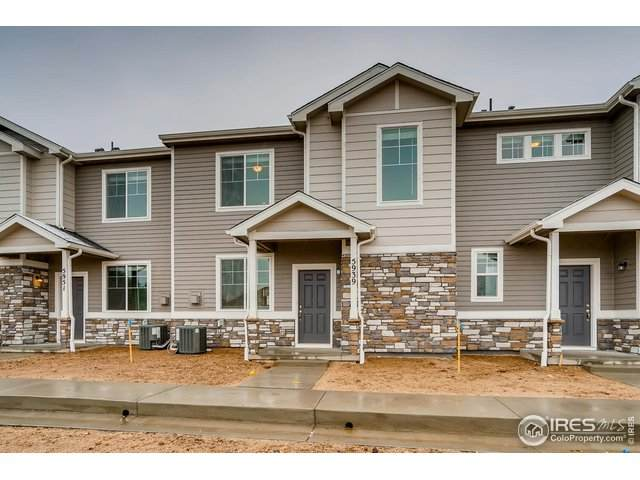 5624 Canyon View Dr #43, Castle Rock, CO 80104 (MLS #920034) :: RE/MAX Alliance