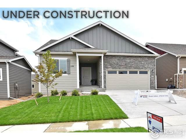 1207 104th Ave, Greeley, CO 80634 (MLS #920110) :: Wheelhouse Realty