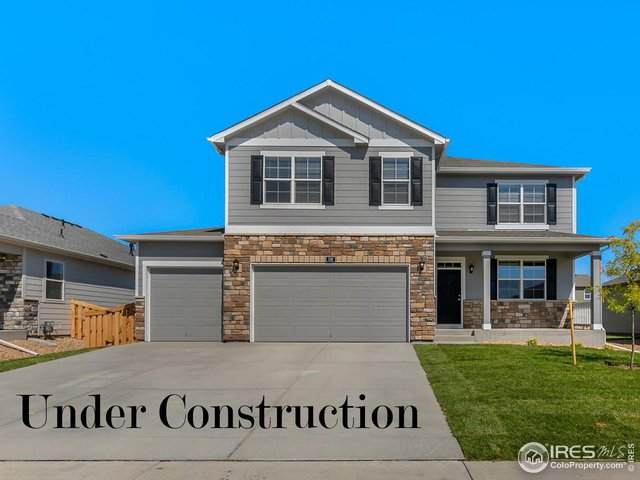 6824 Gateway Crossing St, Wellington, CO 80549 (MLS #920117) :: Kittle Real Estate