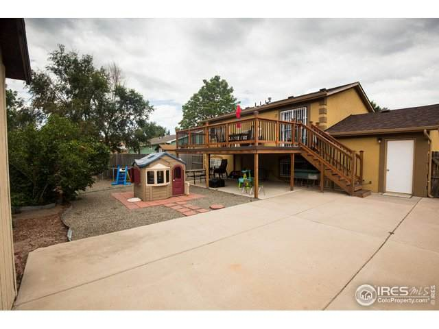 156 19th Ave Ct, Greeley, CO 80631 (MLS #920164) :: The Wentworth Company