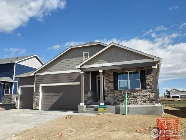 255 Gwyneth Lake Dr, Severance, CO 80550 (MLS #920209) :: Hub Real Estate