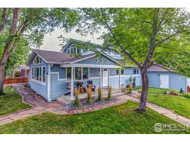 1390 Hartford Dr, Boulder, CO 80305 (MLS #920293) :: 8z Real Estate