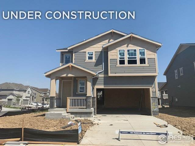4811 E 144th Dr, Thornton, CO 80602 (MLS #920312) :: Keller Williams Realty