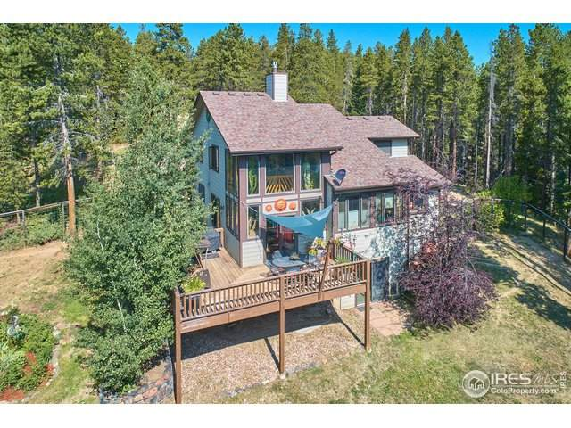 23884 Peak To Peak Hwy, Nederland, CO 80466 (MLS #920325) :: 8z Real Estate