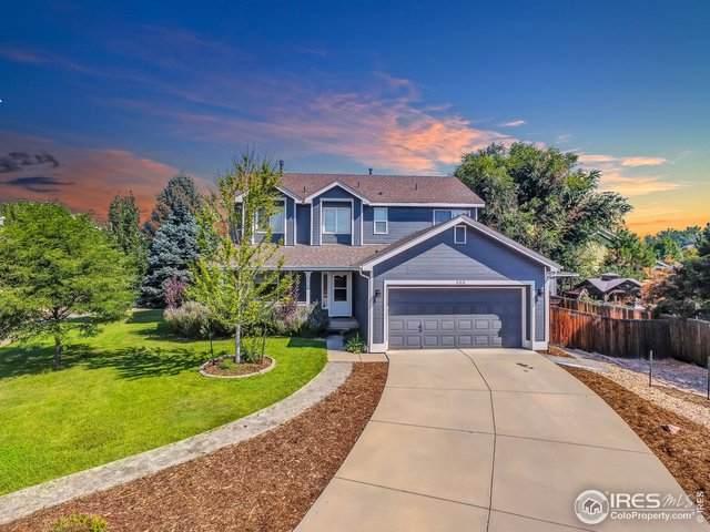 500 Allen Dr, Longmont, CO 80503 (MLS #920341) :: 8z Real Estate