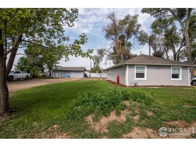 3809 Central St, Evans, CO 80620 (MLS #920370) :: Kittle Real Estate