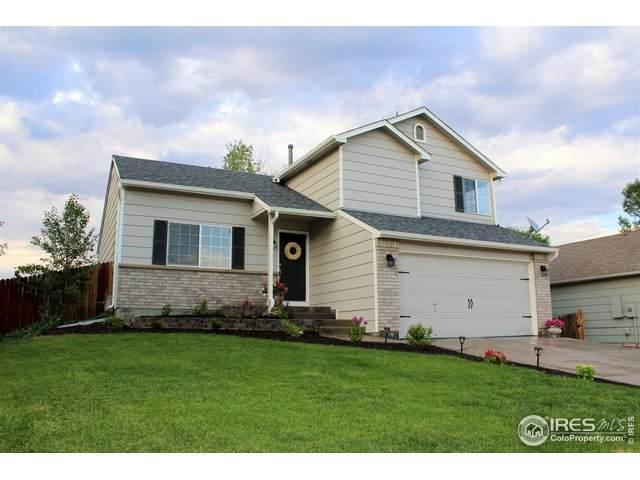 1018 Red Oak Dr, Longmont, CO 80504 (MLS #920422) :: Kittle Real Estate