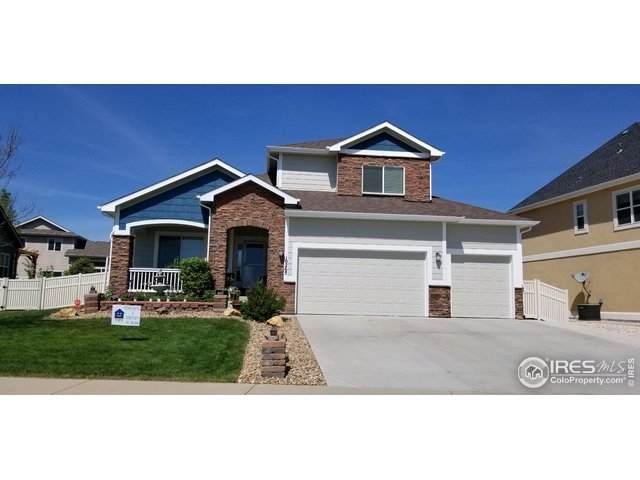10265 Foxfire St, Firestone, CO 80504 (MLS #920508) :: Wheelhouse Realty