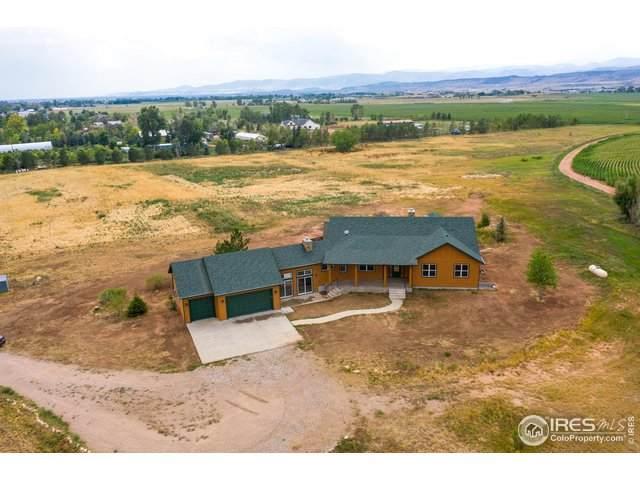 12315 N County Road 15, Wellington, CO 80549 (MLS #920543) :: Kittle Real Estate