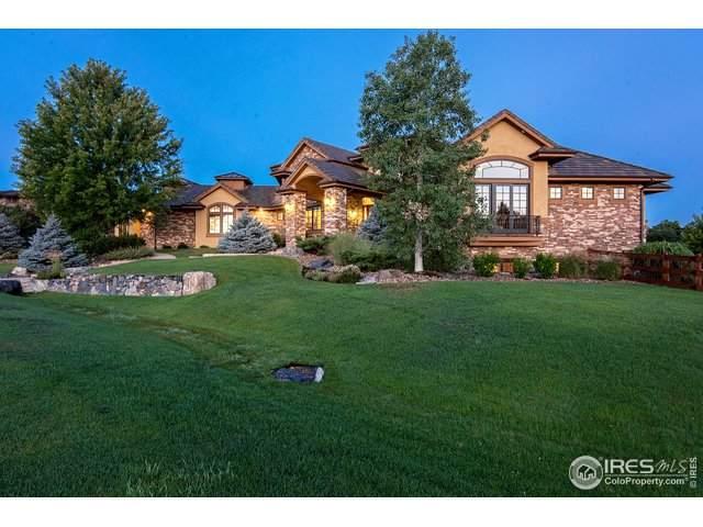6701 Niwot Hills Dr, Niwot, CO 80503 (MLS #920631) :: Kittle Real Estate