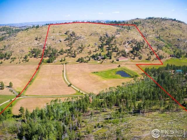 216 Aspen Park Ln, Bellvue, CO 80512 (MLS #920656) :: 8z Real Estate