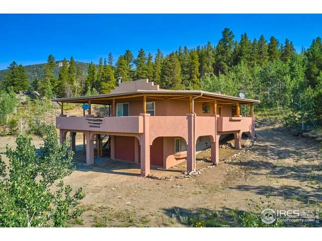 1321 Apex Valley Rd, Black Hawk, CO 80422 (MLS #920663) :: 8z Real Estate