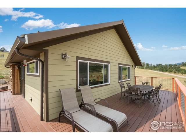 1955 Palisade Mountain Dr, Drake, CO 80515 (MLS #920678) :: Wheelhouse Realty
