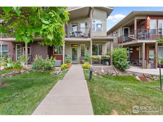 4600 17th St #103, Boulder, CO 80304 (MLS #920717) :: Colorado Home Finder Realty
