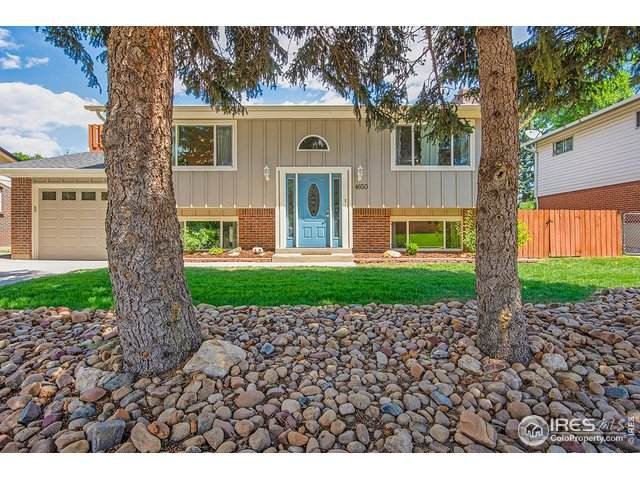 4650 Talbot Dr, Boulder, CO 80303 (#920739) :: The Brokerage Group
