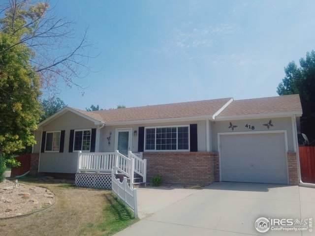 418 Balsam St, Fort Morgan, CO 80701 (MLS #920775) :: 8z Real Estate