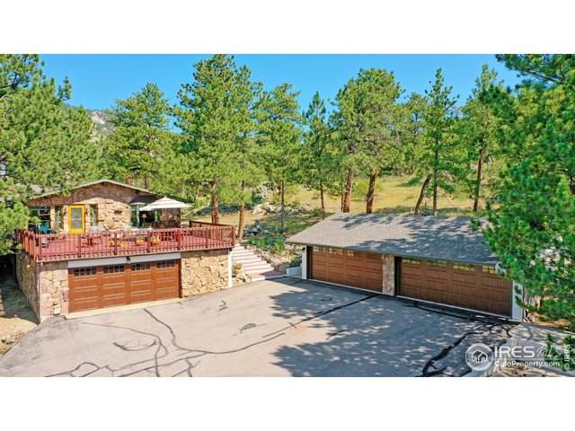 1890 Devils Gulch Rd, Estes Park, CO 80517 (MLS #920911) :: Wheelhouse Realty