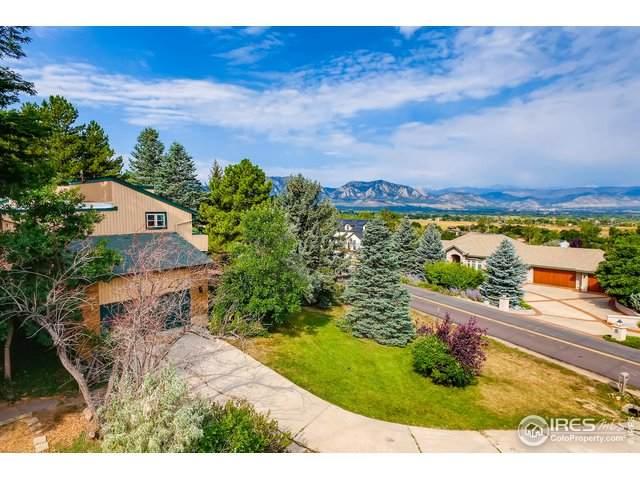 7446 Spring Dr, Boulder, CO 80303 (MLS #920927) :: Keller Williams Realty