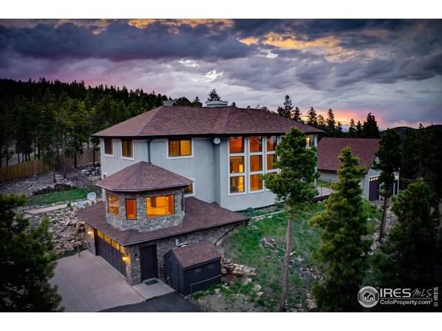 33459 Lyttle Dowdle Dr, Golden, CO 80403 (MLS #921018) :: 8z Real Estate
