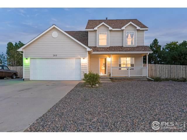 260 E Joshua Ave, Keenesburg, CO 80643 (MLS #921029) :: 8z Real Estate