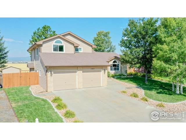 1407 Maple Dr, Berthoud, CO 80513 (MLS #921036) :: Bliss Realty Group