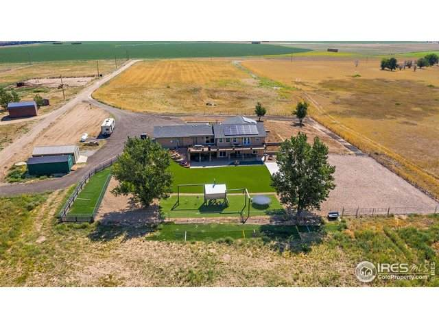 11833 County Road 39, Fort Lupton, CO 80621 (#921047) :: Realty ONE Group Five Star