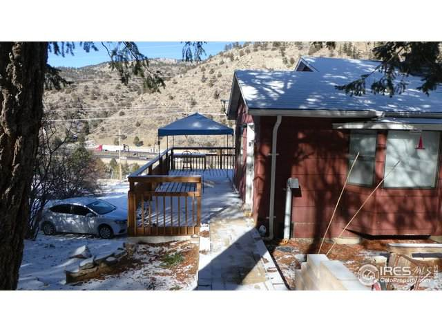 958 E Idaho Springs Rd, Idaho Springs, CO 80452 (MLS #921074) :: Re/Max Alliance