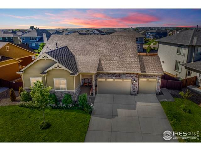 6077 Pryor Rd, Timnath, CO 80547 (#921188) :: The Margolis Team