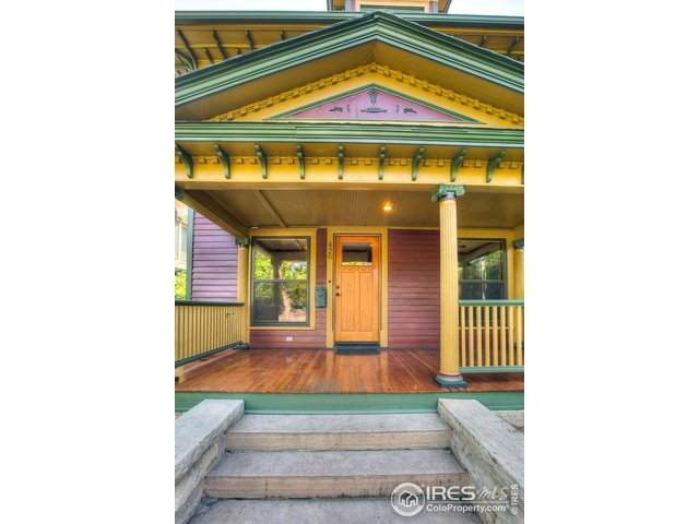 426 Peterson St, Fort Collins, CO 80524 (MLS #921211) :: Keller Williams Realty