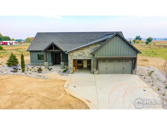 510 Talons Reach Run, Berthoud, CO 80513 (MLS #921223) :: Downtown Real Estate Partners