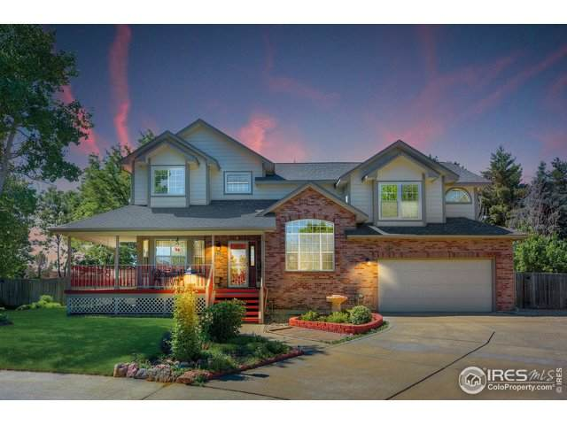 7908 Wellshire Ct, Niwot, CO 80503 (MLS #921288) :: Jenn Porter Group