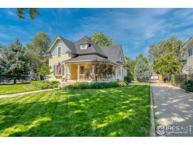1707 12th Ave, Greeley, CO 80631 (MLS #921384) :: Bliss Realty Group