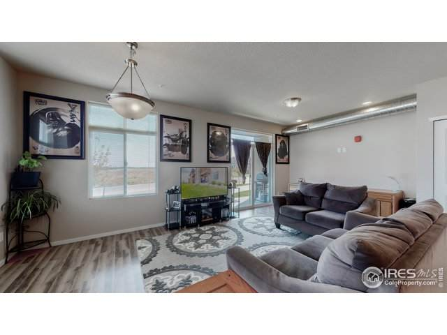 2960 Kincaid Dr #105, Loveland, CO 80538 (MLS #921487) :: Wheelhouse Realty