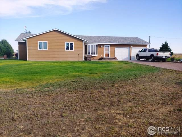 34288 County Road 51, Peetz, CO 80747 (MLS #921656) :: Tracy's Team