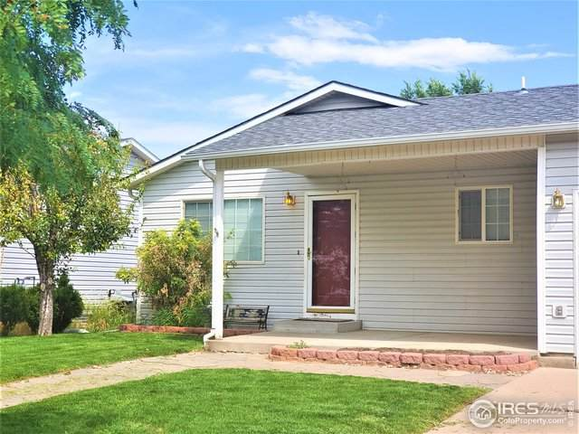 3918 Partridge Ave, Evans, CO 80620 (MLS #921677) :: Tracy's Team