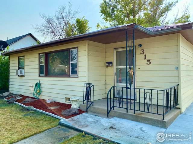 315 N 7th Ave, Sterling, CO 80751 (MLS #921684) :: 8z Real Estate