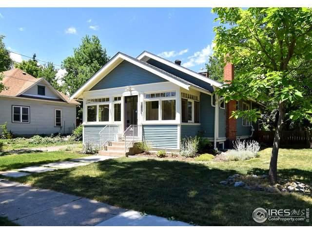 416 E Plum St, Fort Collins, CO 80524 (MLS #921899) :: Tracy's Team