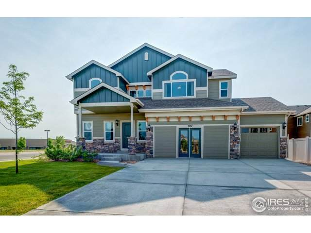 4689 Waltham Dr, Windsor, CO 80550 (#922150) :: Hudson Stonegate Team