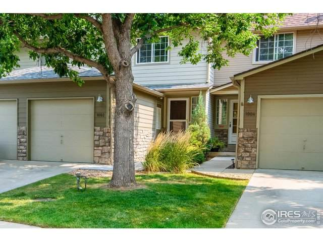 1002 Artemis Cir, Lafayette, CO 80026 (MLS #922254) :: 8z Real Estate