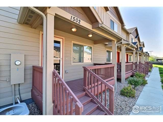 3660 W 25th St #1502, Greeley, CO 80634 (MLS #922434) :: 8z Real Estate