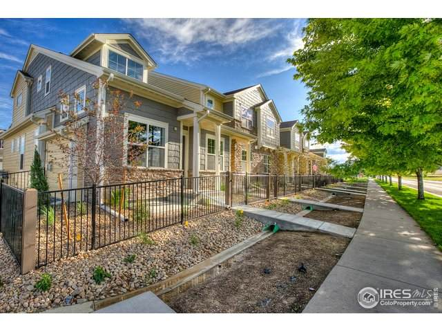 1732 W 50th St, Loveland, CO 80538 (#922448) :: The Brokerage Group