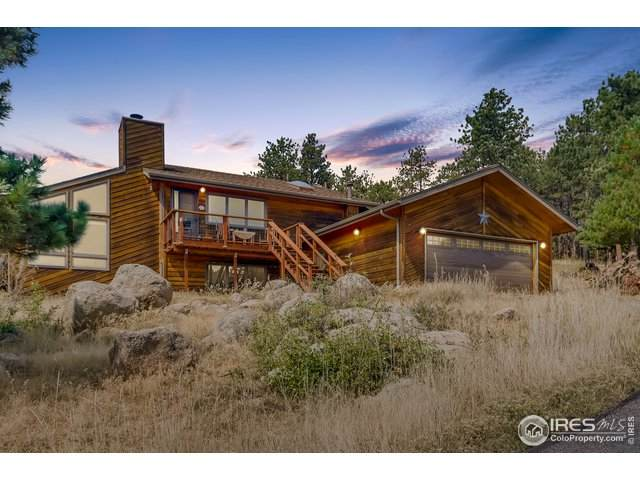 4266 Lee Hill Dr, Boulder, CO 80302 (MLS #922476) :: Keller Williams Realty