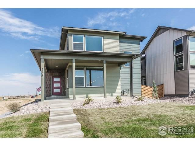 2908 Sykes Dr, Fort Collins, CO 80524 (MLS #922535) :: RE/MAX Alliance