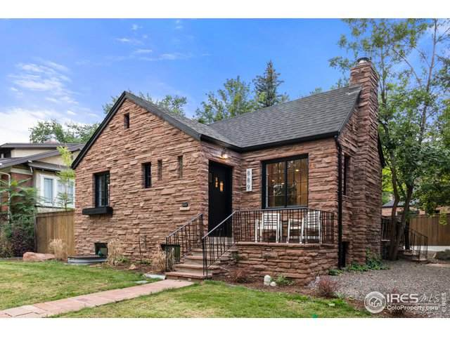 889 14th St, Boulder, CO 80302 (MLS #922584) :: Wheelhouse Realty