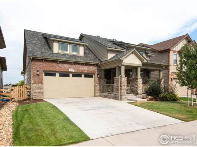 2056 Blue Yonder Way, Fort Collins, CO 80525 (MLS #922640) :: Bliss Realty Group
