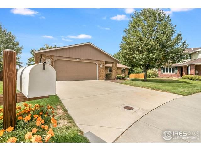 4927 N Franklin Ave, Loveland, CO 80538 (#922779) :: Kimberly Austin Properties